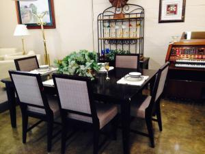 Thrift store dining set