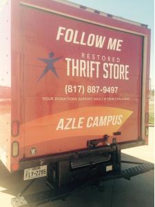 Azle Restored Box truck2