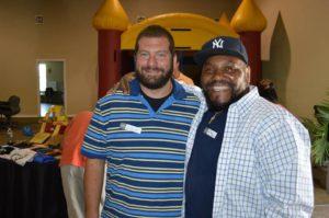 2015 alumni Floyd & other grad